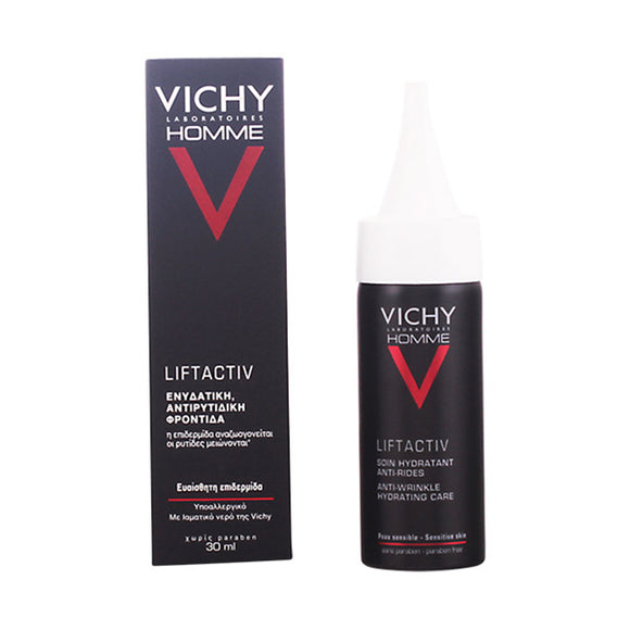 Fugtgivende anti-age creme Vichy Homme Liftactiv Vichy - Mandetingen