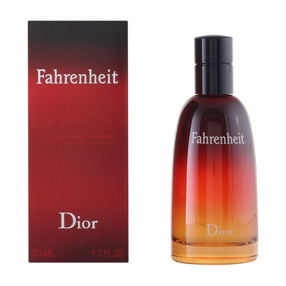 After Shave Fahrenheit Dior - Mandetingen