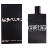 Herreparfume This Is Him! Zadig & Voltaire EDT - Mandetingen