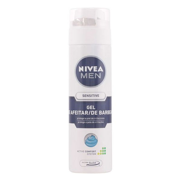 Barbergel Men Sensitive Nivea - Mandetingen