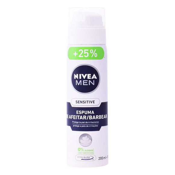 Barberskum Men Sensitive Nivea - Mandetingen