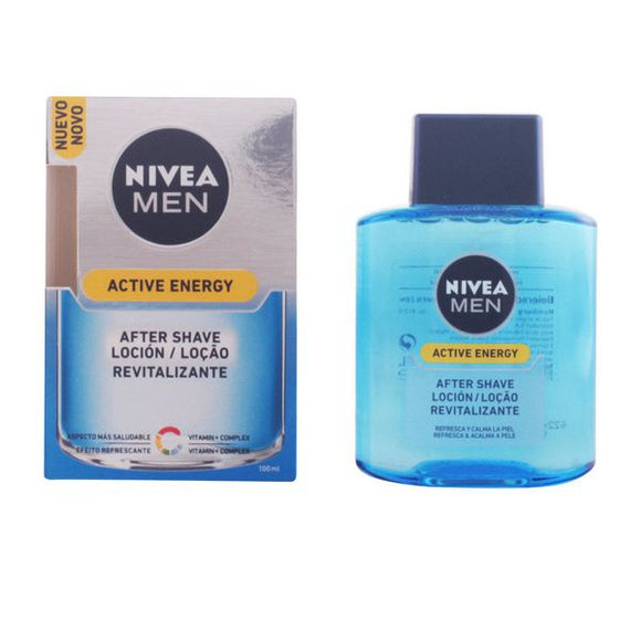 After Shave Men Skin Energy Nivea - Mandetingen