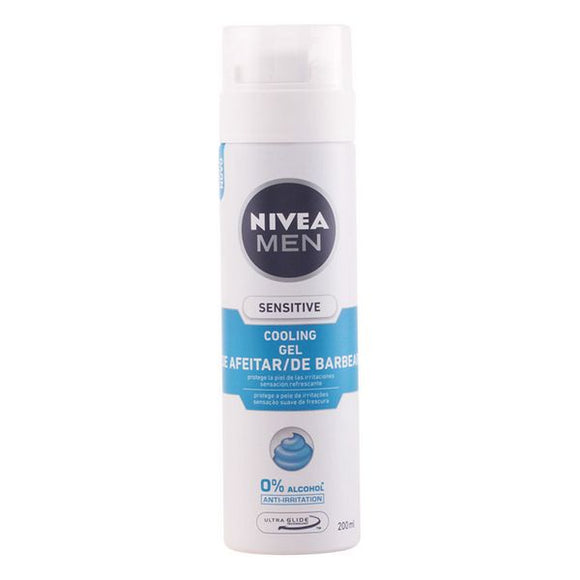 Barbergel Men Sensitive Cool Nivea - Mandetingen
