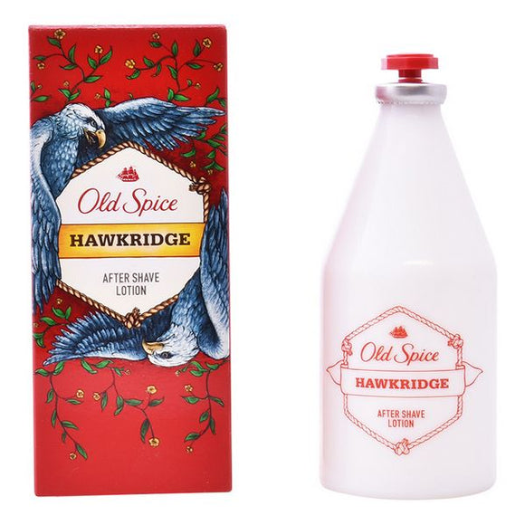 After Shave Lotion Old Spice Hawkridge Old Spice (100 ml) - Mandetingen