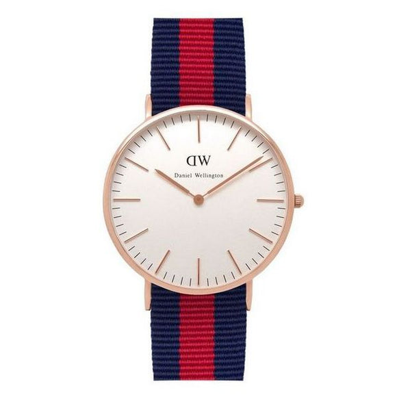 Daniel Wellington OXFORD (40 mm) Guld - Mandetingen