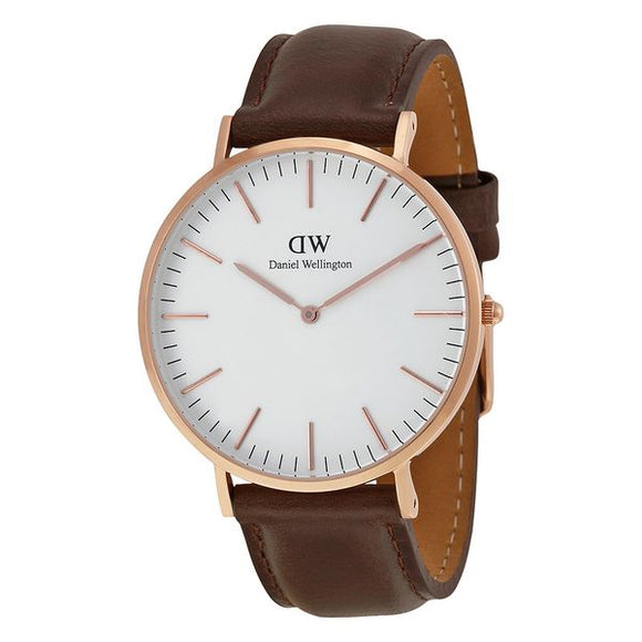 Daniel Wellington Bristol (40 mm) - Mandetingen