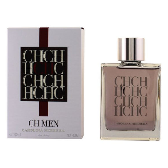 After Shave Lotion Ch Men Carolina Herrera (100 ml) - Mandetingen