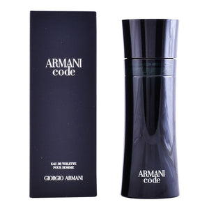 Code Special Edition Armani EDT (200 ml) - Mandetingen