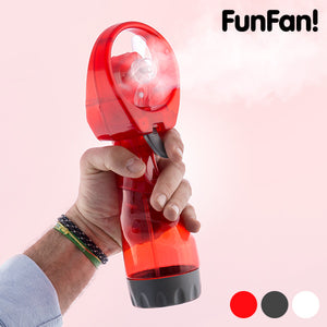 FunFan Bærbar Spray Ventilator