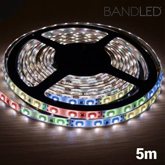 BandLed Multifarvet LED Bånd - Mandetingen
