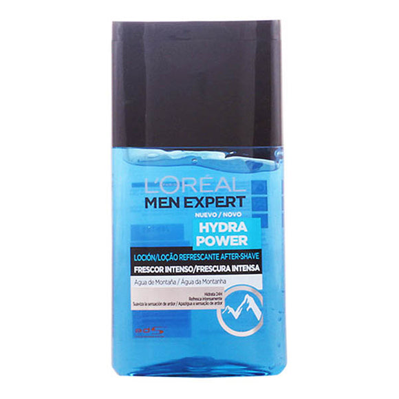 L'Oreal Make Up - MEN EXPERT hydra power after shave gel 125 ml - Mandetingen
