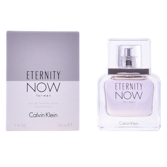 Calvin Klein - ETERNITY NOW MEN edt 30 ml - Mandetingen