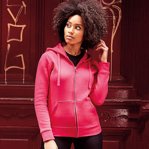 NI Sports Elite women's Zipped hoodie