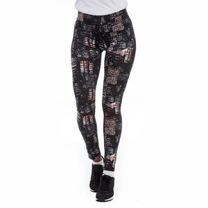 NI Sports Elite Women's City Nights leggings