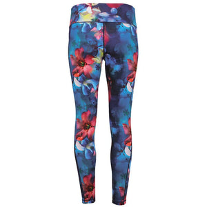 NI Sports Elite Tri Dri Flower Leggings