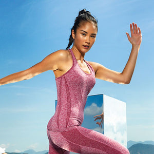 NI Sports Elite seamless 3D sculpt vest