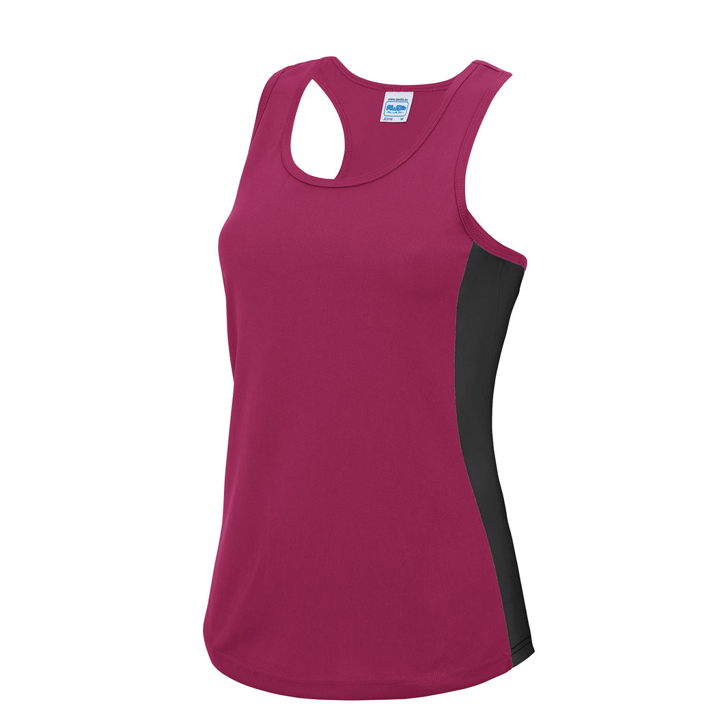 NI Sports Elite Ladies Cool Contrast Vest