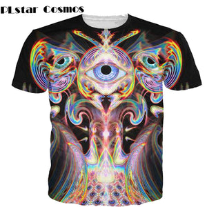 Stars and Cosmos t-shirt 2 Variants