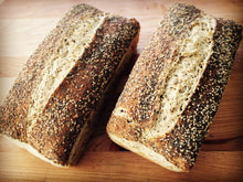 Seeded Sandwich Loaf