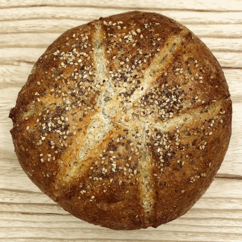 Seeded Levain Boule