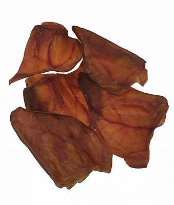 Premium Smoked Pig Ears 6 Pack
