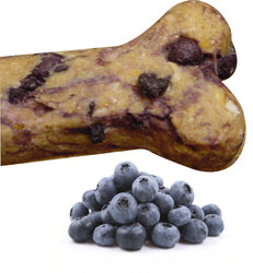 Blueberry Gourmet Dog Biscuits