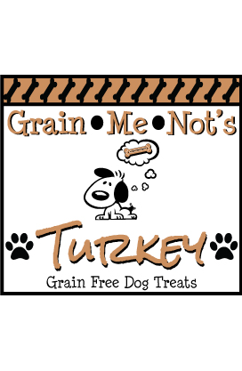 Grain Me Not's - Grain Free Dog Biscuits