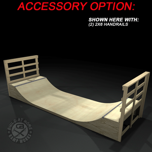 build at home ramps, accessories, mini ramp