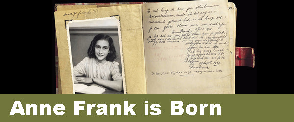 Anne Frank is Born