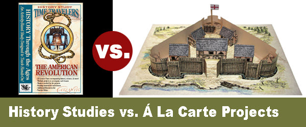 History Studies Versus Á La Carte Projects