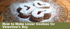How to Make Linzer Cookies for Valentine's Day
