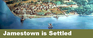 Jamestown is Settled