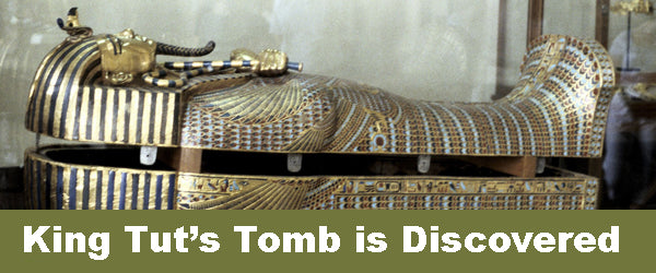 King Tut's Tomb is Discovered