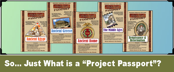 "So... Just What is a ""Project Passport""?"