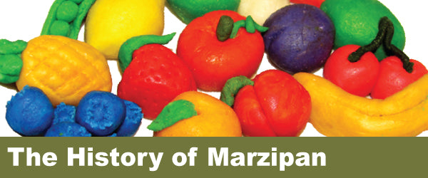 The History of Marzipan