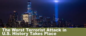 The Worst Terrorist Attack in U.S. History Takes Place