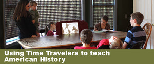 Using Time Travelers to Teach American History