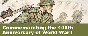 Commemorating the 100th Anniversary of World War I