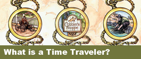What are the Time Travelers U.S. History Studies?