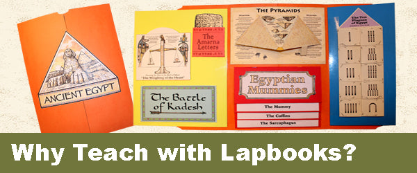 Why Teach with Lapbooks?