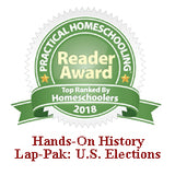 2018 For Hands-on History Lap Pak: U.S. Elections