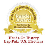2019 Hands-on History Lap-Pak: U.S. Elections