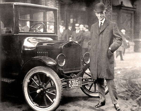 Henry Ford - 1921