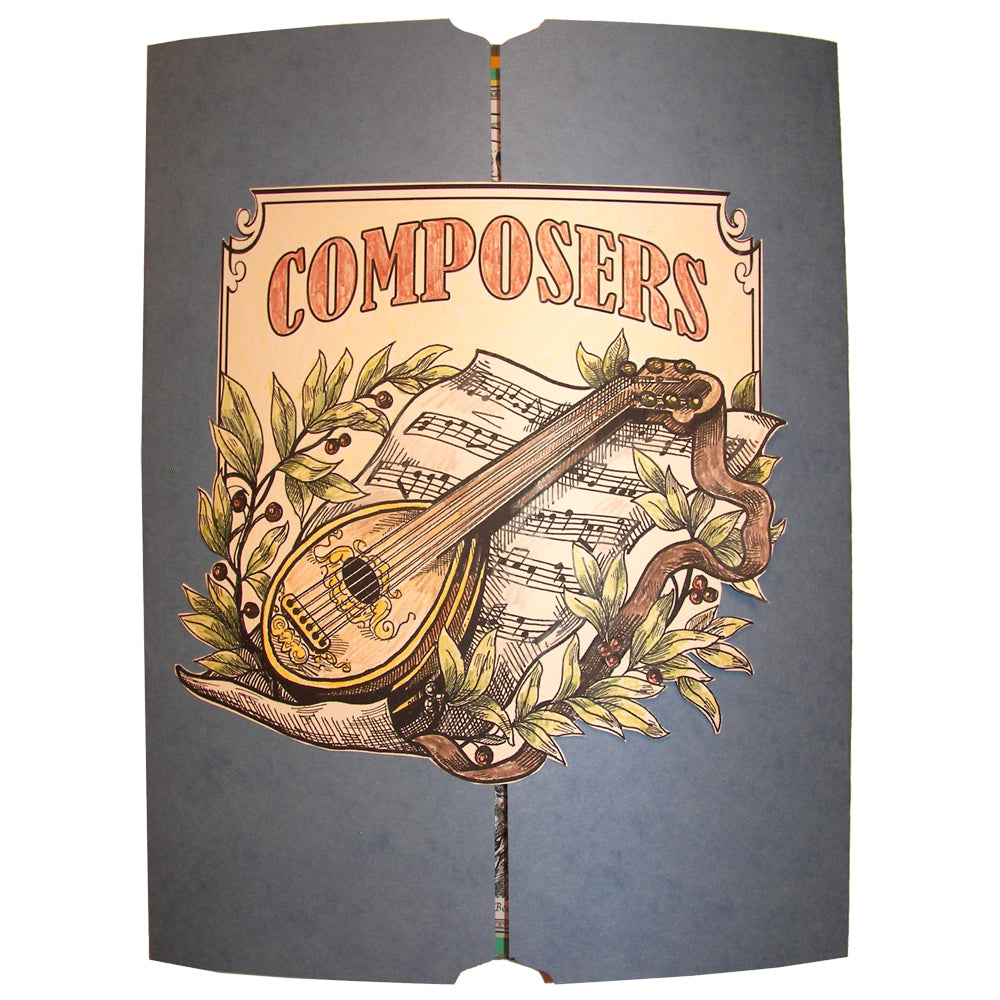 Cover of the Composers Lap Book