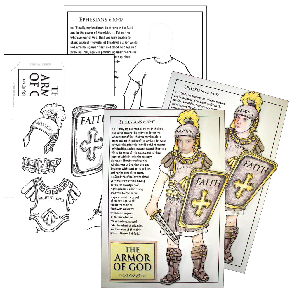 """The Armor of God"" Project"