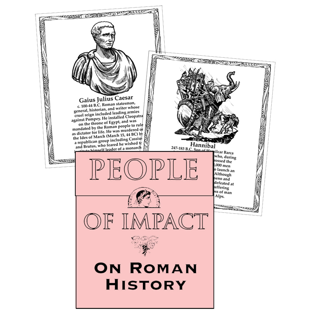 People of Impact On Roman History Project