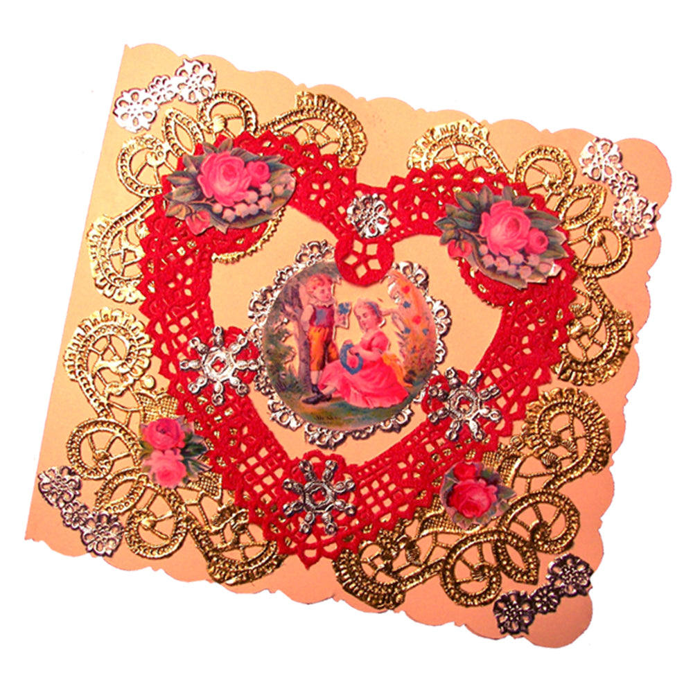 Make a Victorian Valentine! Project