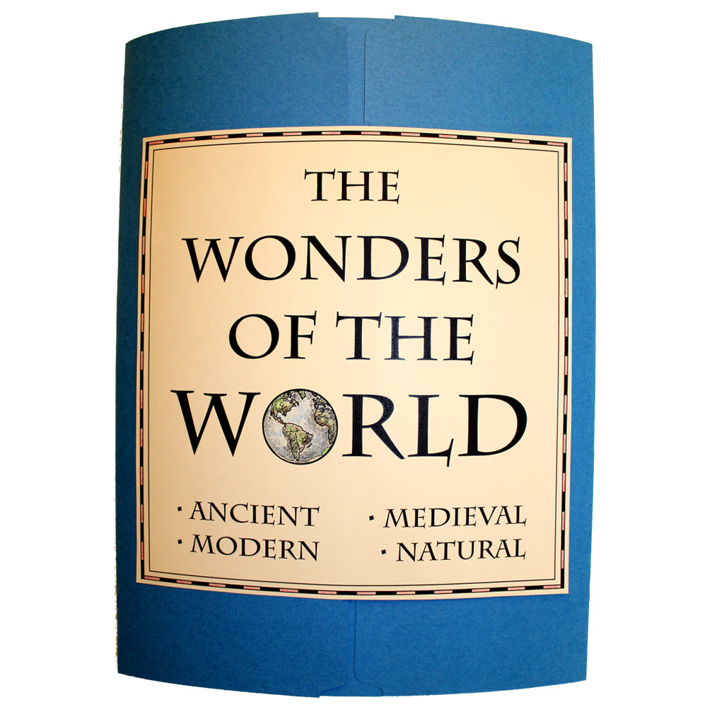 Cover of the Wonders of the World Lap Book