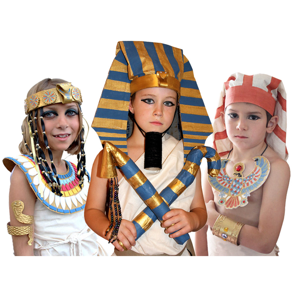 Dress like an Egyptian! Project