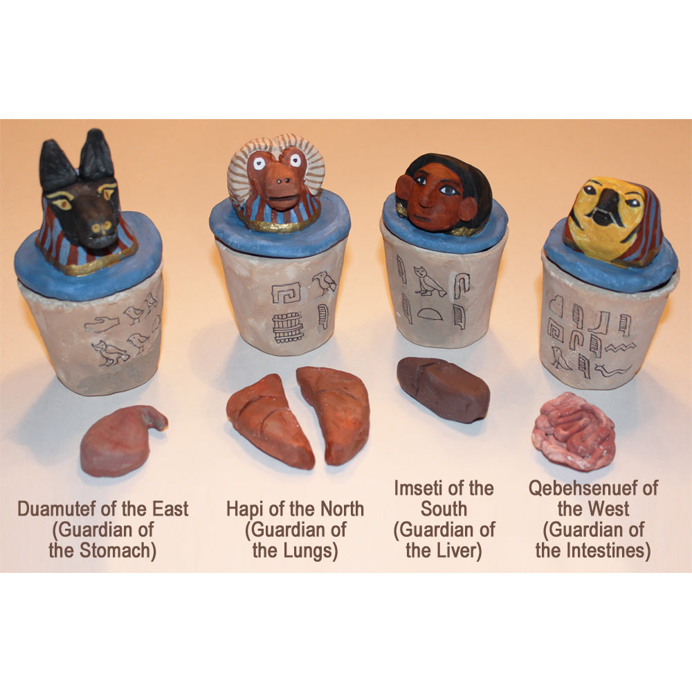 Canopic Jars Project